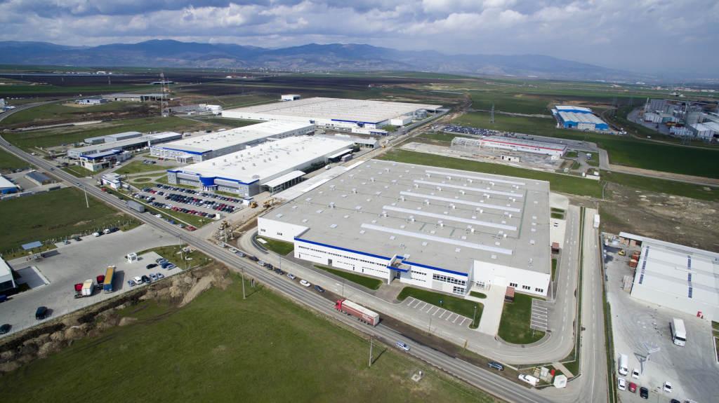 Завод Daimler-Benz, Себеш, 2016 год