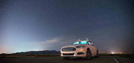 Ford Fusion, Аризона, 2016 год
