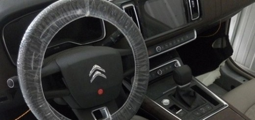 Citroen C6, интерьер, 2016 год