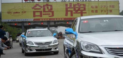 Changan Automobile и её автономный транспорт