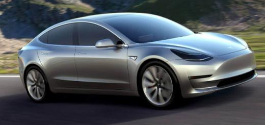 Tesla Model 3 – 2016