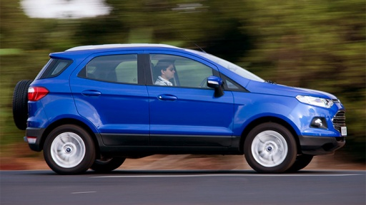 Ford EcoSport – 2013, «дизель»
