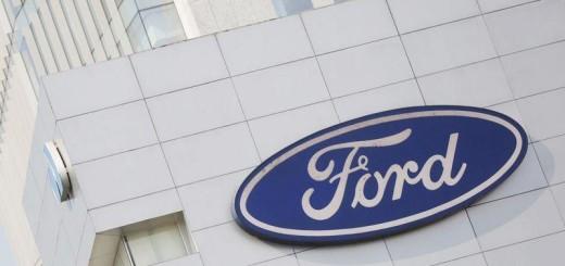 Логотип Ford, Мехико