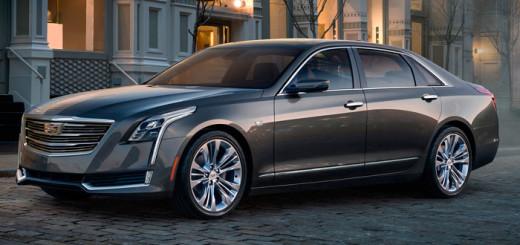 Cadillac CT6, поколение 2016-2017