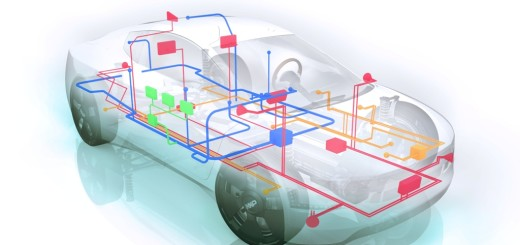 Структура управляющих систем NXP