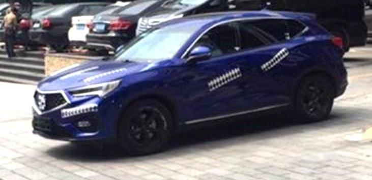 Acura CDX, 2016 год