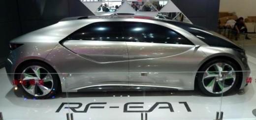 Ranz RF-EA1, Toyota, 2016 год