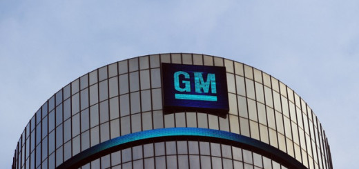 Головной офис концерна GM