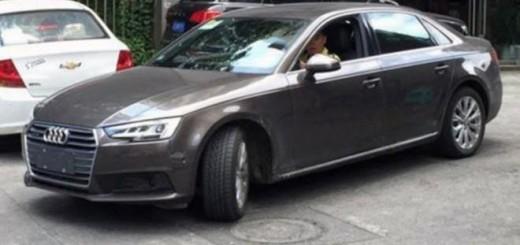 Audi A4L – 2016