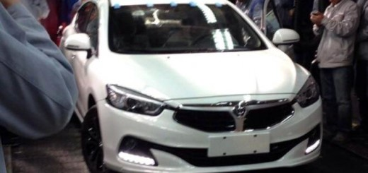 Brilliance H3, 2016 год