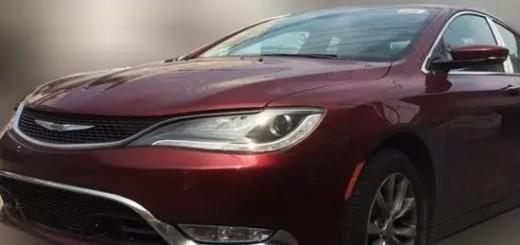 Chrysler 200, версия для Китая