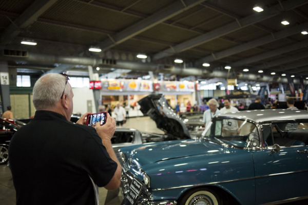 Аукцион в Tulsa Fairgrounds