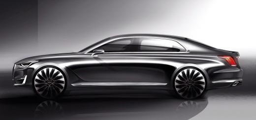 Дизайн автомобилей Genesis