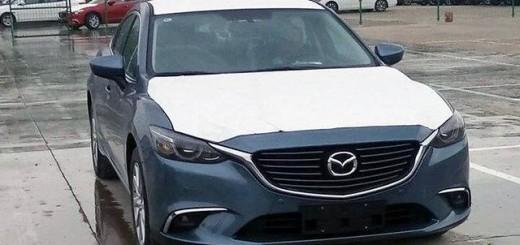 Mazda 6 Atenza, поколение 3 (2016)
