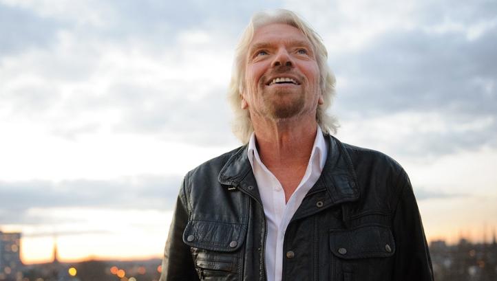 Основатель фирмы Virgin Group