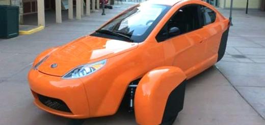 Elio Motors P4, концепт-кар