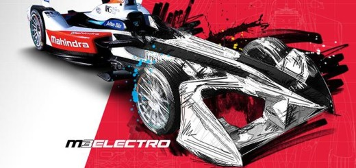 M3Electro, гоночный электромобиль Mahindra
