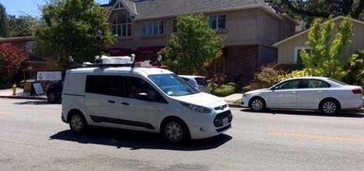 Ford Transit, он же Apple Car