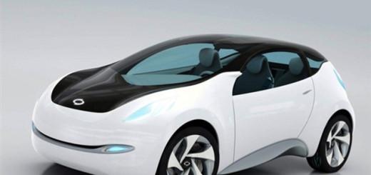 Легковой электромобиль Samsung