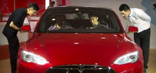 Tesla Model S – 2016