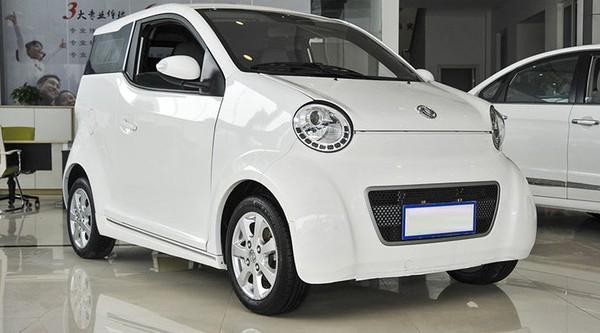 Модель Fengshen E30L, бренд Dongfeng