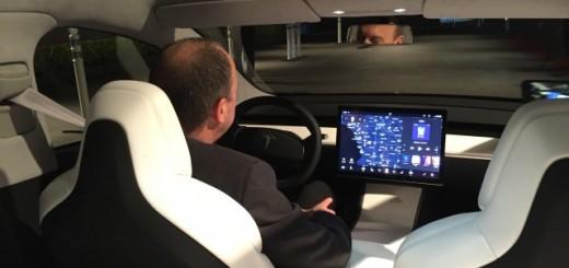 Tesla Model 3, 2016 год
