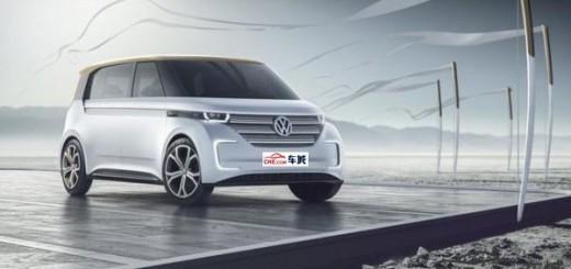 Электромобили Volkswagen