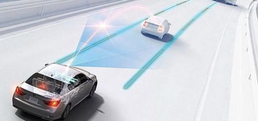 Технология Lane Mark Fusion