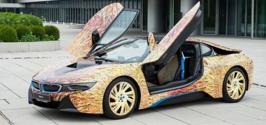 BMW i8, концепт-кар