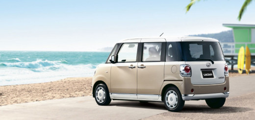 Daihatsu Move Canbus, 2016 год