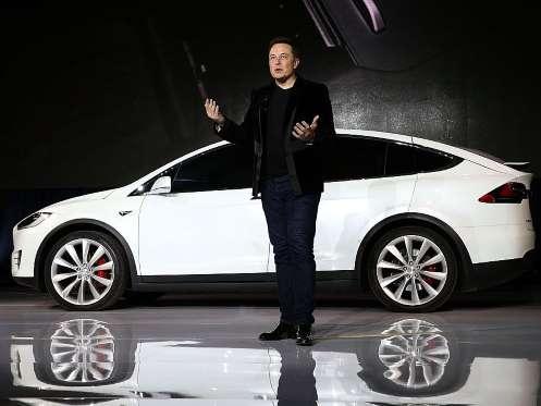 Продукция Tesla Motors (несуществующая)