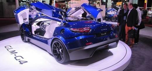 Проект G4, бренд Green Lord Motors