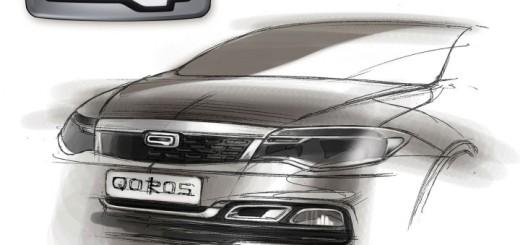 Седан Qoros 3 GT