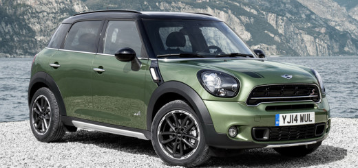MINI Cooper SD Countryman, 4x4