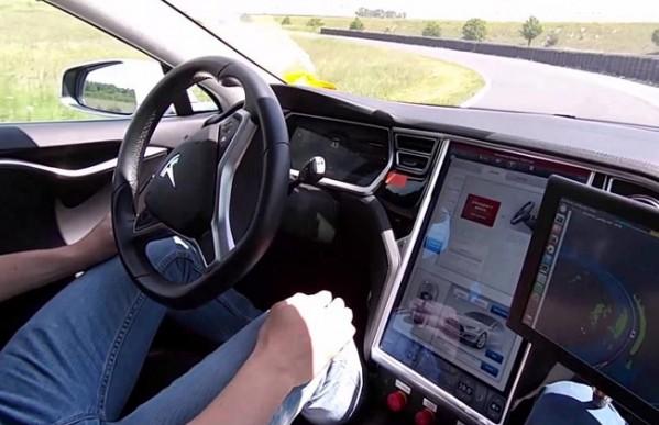 Продукция фирмы Tesla Motors