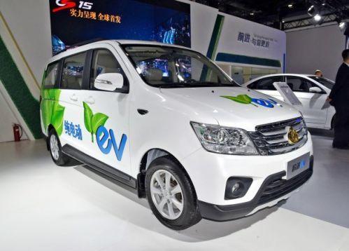 Changan Ounuo EV – 2017