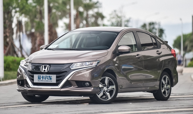 Honda Gienia, 2016 год