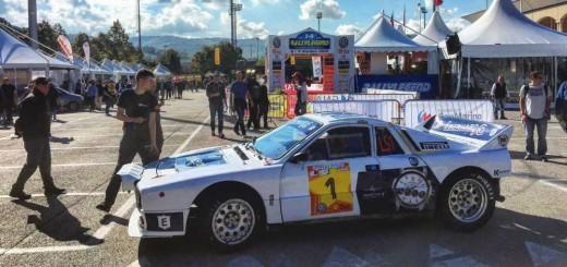 Ралли RallyLegend – 2016