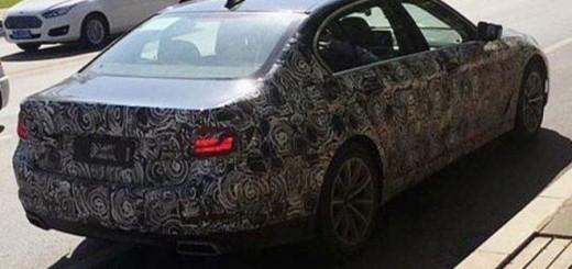 BMW 5Li – 2017
