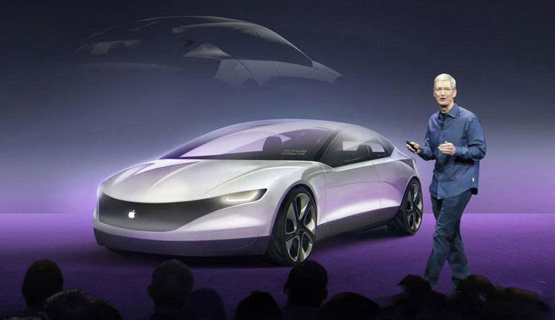 Боб Мэнсфилд, глава проекта Apple Car