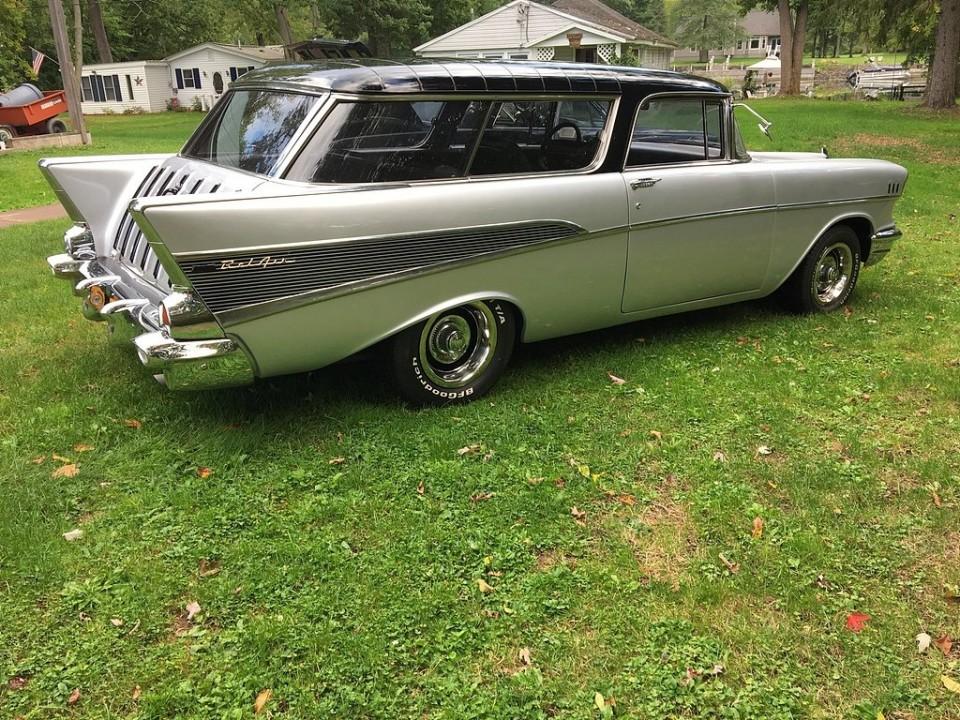Chevrolet Nomad – 1957