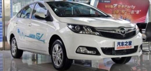 Haima M3 EV-2013