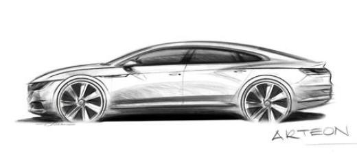 Volkswagen Arteon – 2017