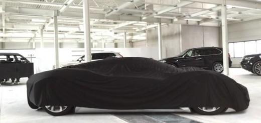 ES8 SUV – 2017, прототип