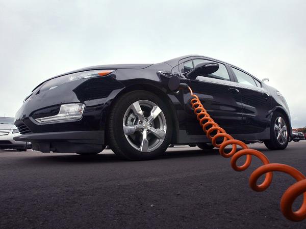 Chevrolet Bolt, гибрид