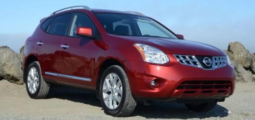 Nissan Rogue-2013