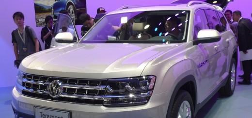 Volkswagen Teramont – 2017