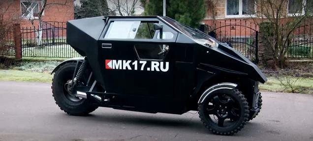 МК-17, 2016 год, прототип