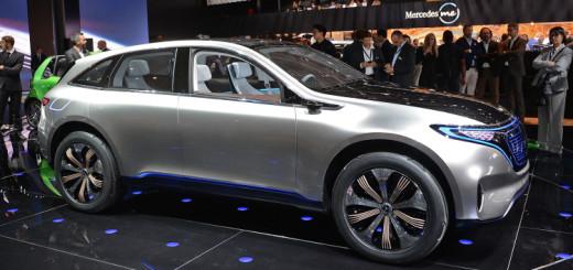 Mercedes EQ, концепт-кар