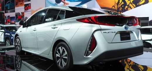 Prius Prime, бренд Toyota